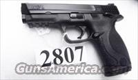 Smith & Wesson MP40 .40 S&W Caliber Lever Safety 3 Dot 16 Shot 2 Magazines M&P40 MP-40 Excellent in Box