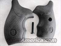 Smith & Wesson Grips Factory Boot Grip J Frame Black Synthetic GR41303