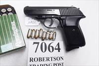 Sig Sauer .380 ACP P230 Blue 8 Shot 1988 German VG-Exc  8 Shot 1 Magazine Israeli Issue Century Import Marked 230380B