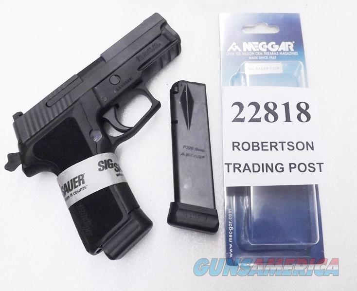 Sig 9mm P228 P229 Mec-Gar 18 round Magazines AFC Extended Anti-Friction  Coating MGP22818AFC Buy 3 Ships Free!