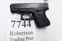 Glock  .40 S&W Model 27 Subcompact 3 Gen 2002 Exc Berea Kentucky LE 40 Smith & Wesson Caliber