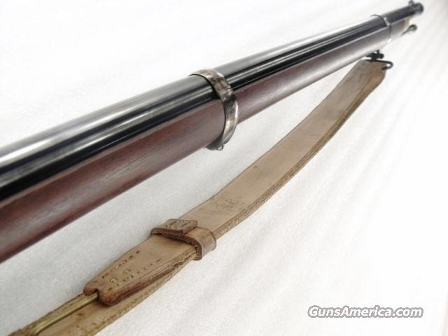 1853 Enfield 3 Band  58 Cal  Euroarms Italy Excellent Condition Bayonet  Available but Not Included