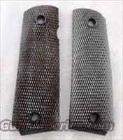 US Government Issue Grips 1911A1 Pistol Brown Composite GR5564063U