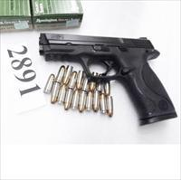 S&W 9mm Caliber M&P9 Black Stainless 18 Shot 1 Magazine Smith & Wesson MP-9 M&P-9 209301