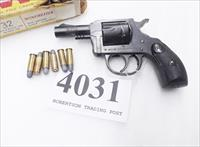 H&R .32 S&W Long Model 732 Blue 2 1/2 inch Snub 6 Shot 1980 Production Harrington & Richardson 32 Smith & Wesson Long Caliber All Steel