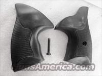 Taurus Factory Boot Grips Models 65 66 80 82 Square Butt Rubber Minor Fitting Required for Post 1985 Models