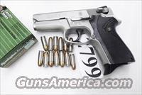 Smith & Wesson 9mm model 6906 Lightweight Stainless 13 Shot Compact 3 Dot 3 Safeties 1 Magazine 108211 1992 Production