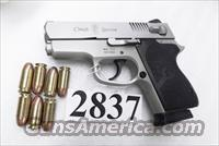 Smith & Wesson .45 ACP CS45 Chiefs Special Sub Compact 7 Shot 1 Mag Lightweight Stainless S&W 45 Automatic 1998 TN Madison County Sheriffs Dept 103014 First Year of Production