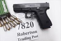 Glock 23 .40 S&W 14 Shot 2005 production Excellent Condition 1 Magazine U Dot Sights PI2350203