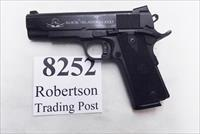 Armscor Rock Island .45 ACP M1911A1 MS Tactical 9 shot 1 Magazine Novak Steel Frame VG to Exc Orig Box 2013 Production 51443 Philippines All Steel