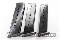 Lots of 3 or more Sig P220 .45 ACP Blue Steel 8 Shot Magazines ACT-Mag Brand New 45 Automatic Novak Descendant 3x$23
