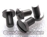 Colt Government Single Slot Stainless Grip Screws Set of 4 any 1911 JMA4519S fit Officers Armscor AOC Kimber any 1911 Family Pistol