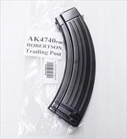 10 AK47 Magazines 40 Round All Steel KCI Korea 7.62x39 AK Semi 76239 New Steel Teflon Finish AK4740RM Ships Free!