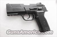 CZ75 Clone SAR Arms EAA 9mm model SARK2P 3 Dot Adjustable Sights 16 shot 1 Magazine Commander Hammer 4 1/2 inch K2 K-2 CZ Mag Compatible
