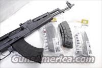 3 Magazines AK47 20 Shot 7.62x39 Tapco Intrafuse ®  0620 Mag 7.62x39 Norinco Century Valmet Kalashnikovs $16.00 per on 3 or more
