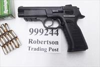 EAA 9mm Witness PS Force 99 F 18 Shot 3 Dot 1 Magazine CZ75 type NIB Rail Steel & Polymer uses CZ75 Magazines