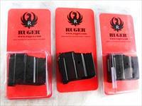 Ruger Mini 14 Blue 5 Shot Factory Magazine NIB .223 MAG5 223 MAG-5 Ruger SKU 90009 Mini14 Mini-14 Clip