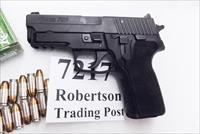 Sig 9mm P229R Nitron & Stainless 16 Shot P228 type Compact 2012 Unfired Sig Sauer 2 New Mec-Gar Magazines 3 Dot Rail E29R9B