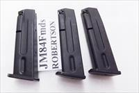 3 Beretta model 84 Cheetah .380 Factory 10 shot Magazines $23 each & Free Ship lower 48 JM84F New Unissued MDS Old Stock 380 Automatic Browning BDA380