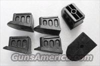 6 Magazine Tailpieces for Browning Hi-Power Compact 10 Shot Mec-Gar Magazines