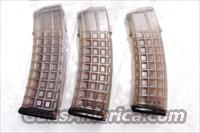 3 Magazines for Steyr Aug .223 Factory Steyr 42 Shot Polymer No Tilt 3x$23 fits MSAR STG-556 $23 per on 3 or more