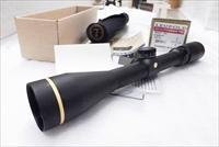 Leupold 59270 Vari X III Rifle Scope 4.5x14x40 CDC Matte Finish Duplex Crosshair 1 inch Tube Brand New NIB