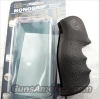 Grips S&W K or L Frame Square Butt Revolvers Hogue Monogrip Combat Finger Groove NIB Smith & Wesson Models 10 13 14 15 17 18 19 64 65 66 67 581 586 681 686