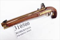 Davide Pedersoli .50 Kentucky Flintlock Pistol 020S310500 Mint Unfired 1990 Production
