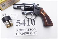 Rossi .38 Special model 68 Blue 2 in Snub 5 Shot Goncalo Magna Grips 38 Smith & Wesson Special Caliber 36 Chief's Special Copy Interarms 1992 Pre Lock Non +P