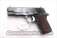 Star .45 ACP model PD Lightweight Officer's ACP Size 1975 Production Garcia Import Very Good 7 Shot Garcia Pre-Interarms 45 Automatic