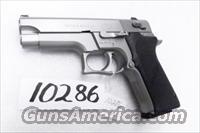 S&W 9mm 5906 Steel Stainless Matte Stainless Bead Finish 16 Shot with 1 Factory Magazine 108176