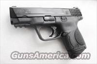 S&W .40 M&P40C  Compact 11 Shot 2 Magazines MP40C 40 Smith & Wesson caliber Military & Police  New in Box 109303