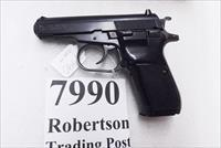 CZ82 DAO 9x18mm Makarov Exc Double Action Only 13 shot polygonal, 10 round Magazine sub available