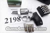 Taurus .38 Special +P Model 85 Ultra Lite Stainless Smith & Wesson Model 637 Airweight Chief copy Snub Nose 38 Spl 2 inch 17 oz Lightweight Alloy Excellent in Box Factory Demo California Compliant 2850029ULFS