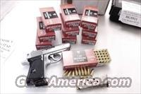 Ammo: .32 ACP Fiocchi 73 grain FMC 250 Round Lot of 5 Boxes 5x$19.80 7.65 Browning 32 Automatic Ammunition Cartridges Full Metal Case