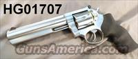 Ruger .357 Magnum GP100 Stainless 6 inch Full Lug Adjustable 38 Special 357 Mag interchangeably NIB KGP161