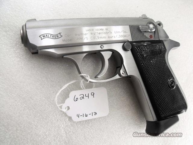 Walther .380 PPK/S-1 Stainless PPKS 380 Automat... for sale