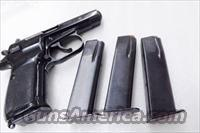 CZ-83 .380 or CZ-82 9x18 Makarov Factory 12 Shot Magazines Czeska Zbrojovka CZ83 CZ82 Clip CZ 83 CZ 82 New Unfired Blue Steel 380 automatic 9mm Mak