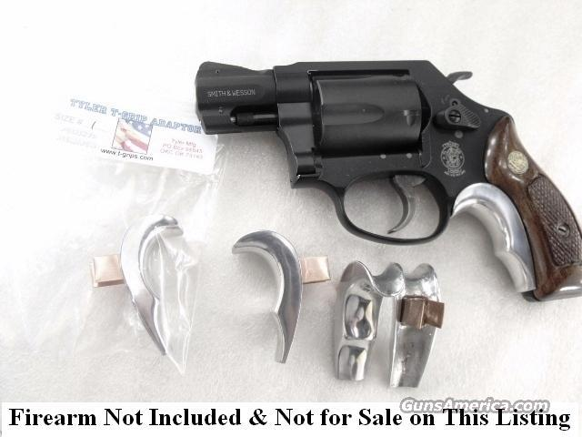 Tyler T Grip Adapter Smith & Wesson J Frame Sta... for sale