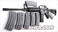 Del-ton .223 Echo DTI-15 AR15 M4 type 16 in Heavy Barrel Collapsible Conventional CAR Sights + 7 Colt Factory 30 Shot Magazines $735 + 7x$22