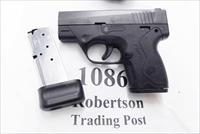 Beretta 9mm Nano Subcompact Model 9 Shot 2014 3rd Year Excellent in Box 2 Magazines .94 thin 3 inch Barrel 5 inch height JMN9S15