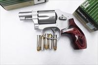 S&W .38 Special +P Centennial Airweight 642-2 Ladysmith Stainless NIB 38 Spl Smith & Wesson 163808A  Spl Model 642
