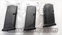 Lots of 3 or more Glock 9mm model 26 Factory 10 Shot Magazines $26 each on 3 or more