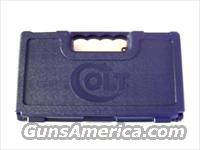 Colt Factory Blue Box Plastic Case New 1911 & Similar SASP94749