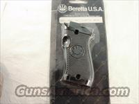 Beretta Factory Pistol Grips models 82 85 87 Black Polymer Checkered GRJG85P