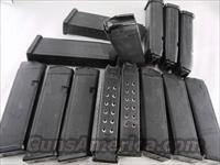 3 Glock 22 Factory Magazines 15 Shot 40 S&W or 357 Sig Gen 3 $19 per on 3 or more .40 Smith & Wesson or .357 Sig Caliber model 31 Pistols