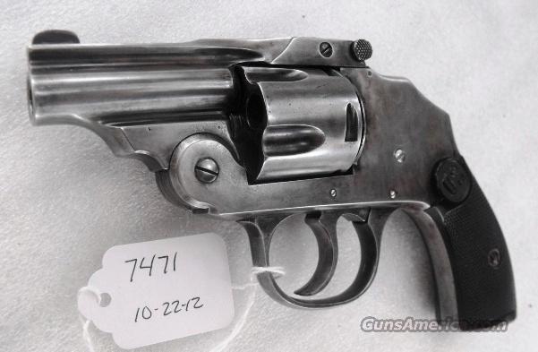 iver johnson revolver 38 serial number lookup