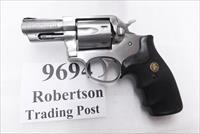 Ruger .357 Magnum Speed Six 2 3/4 inch Stainless 1979 production VG KGPF331 1712 type GS32 1980s Pachmayr Gripper Grips