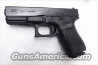 Glock model 19 Compact 9mm NIB 16 Shot 2 Magazines Third Gen with Picatinny Rail Frame Fixed Sights