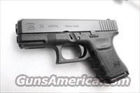 Glock 10mm Model 29 Compact Slim Frame 11 Shot 2 Magazines Gen 3 Rail G29SF NIB